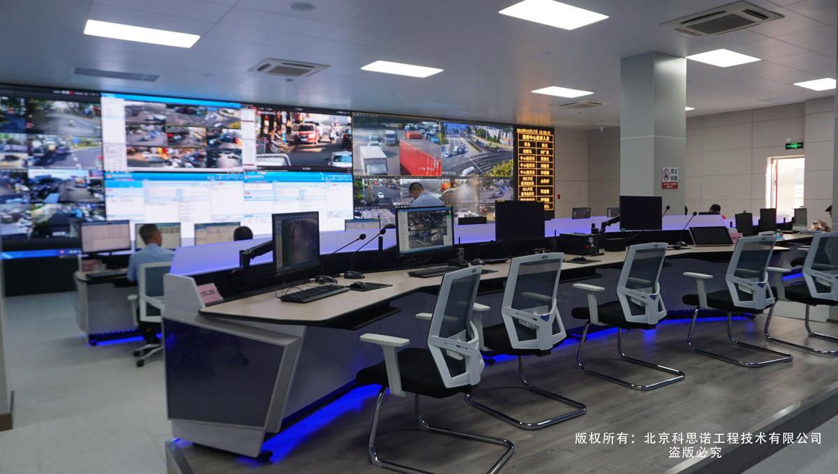 广东省·某市公安指挥中心项目
