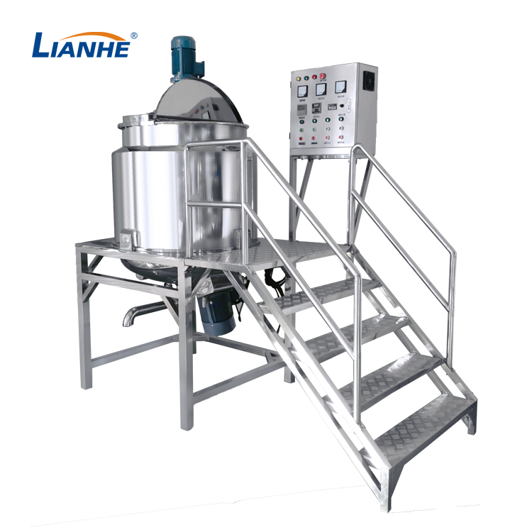 PMC-300L Liquid Washing Mixer with Homogenizer and Heating