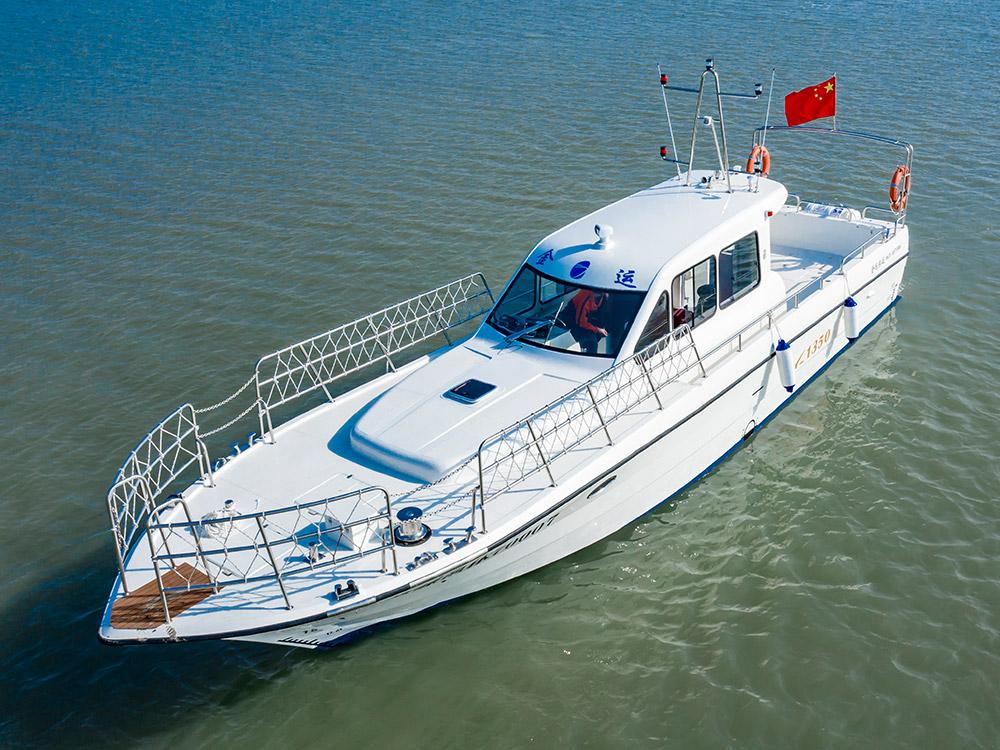 13.5米 休閑漁船 JY1350