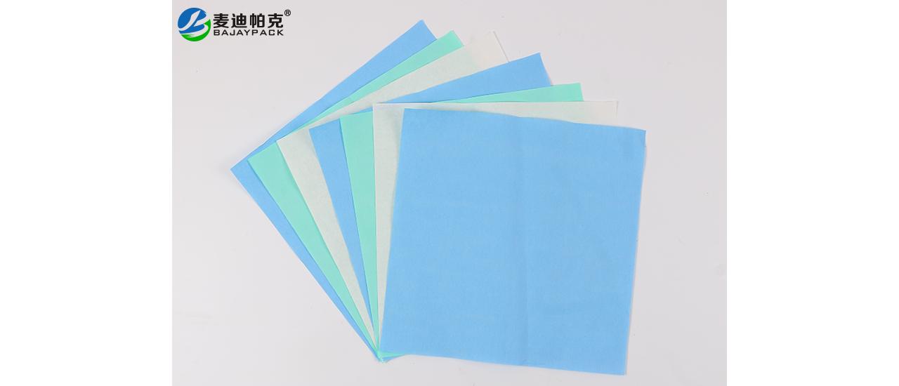 醫用皺紋紙的優缺點及使用要求