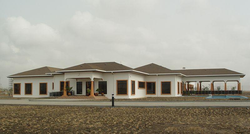 加纳机场贵宾楼全景