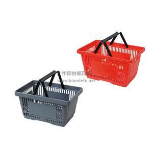 塑料超市购物篮