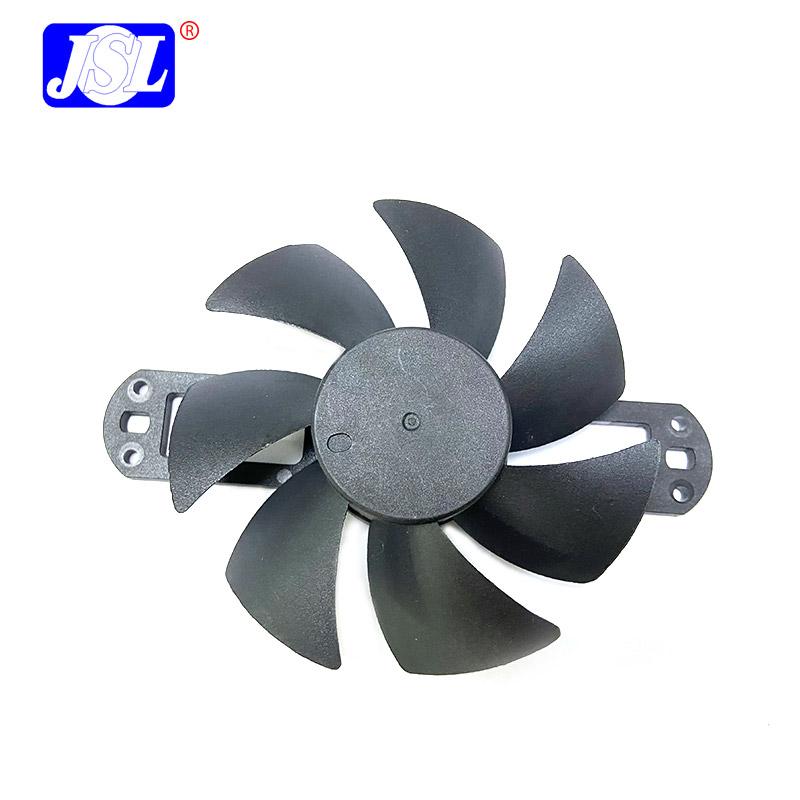 90x90x25mm直流支架風扇JSL9025
