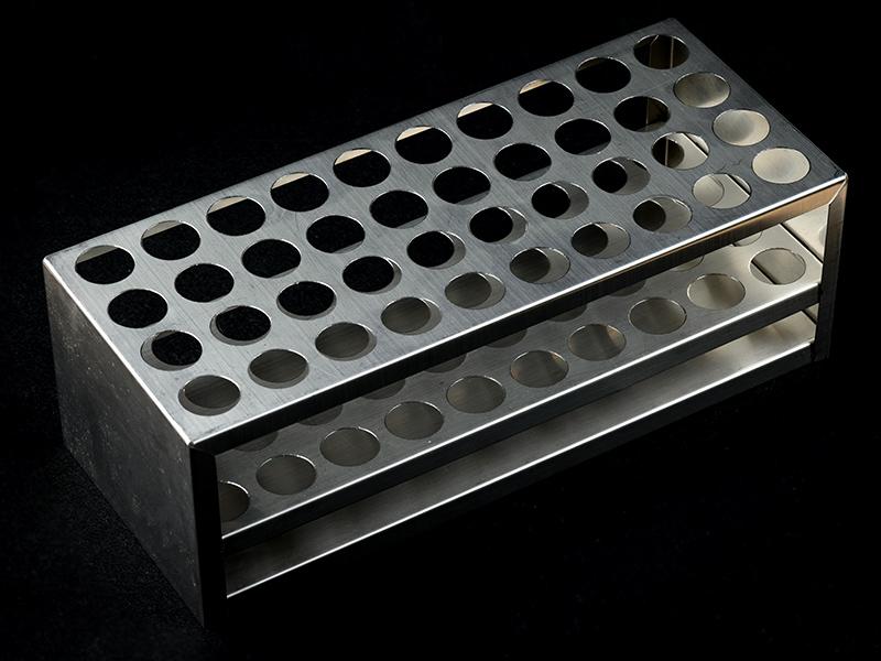 不銹鋼試管、離心管架 HDF004-4