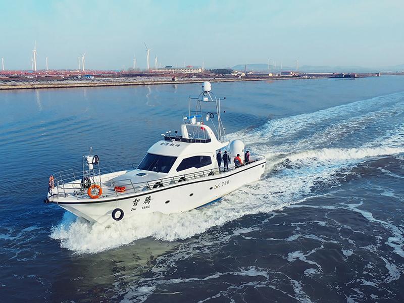 22米 智能航行艇 JY700B