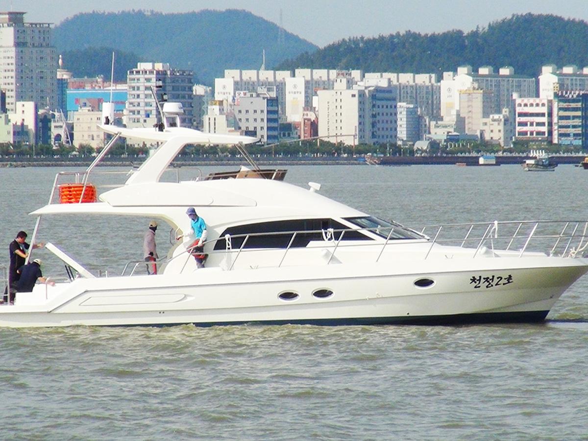 15米 豪華游艇 JY500