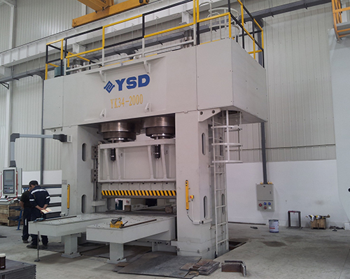 Y34系列框架压力机
