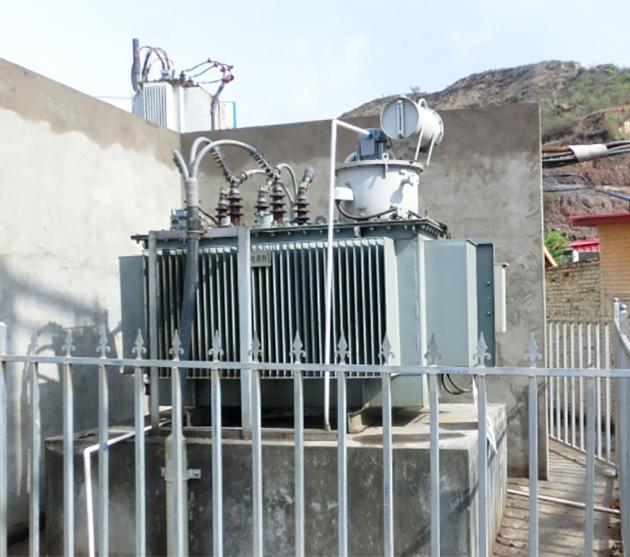 山西煤礦SVR-5000/10-7