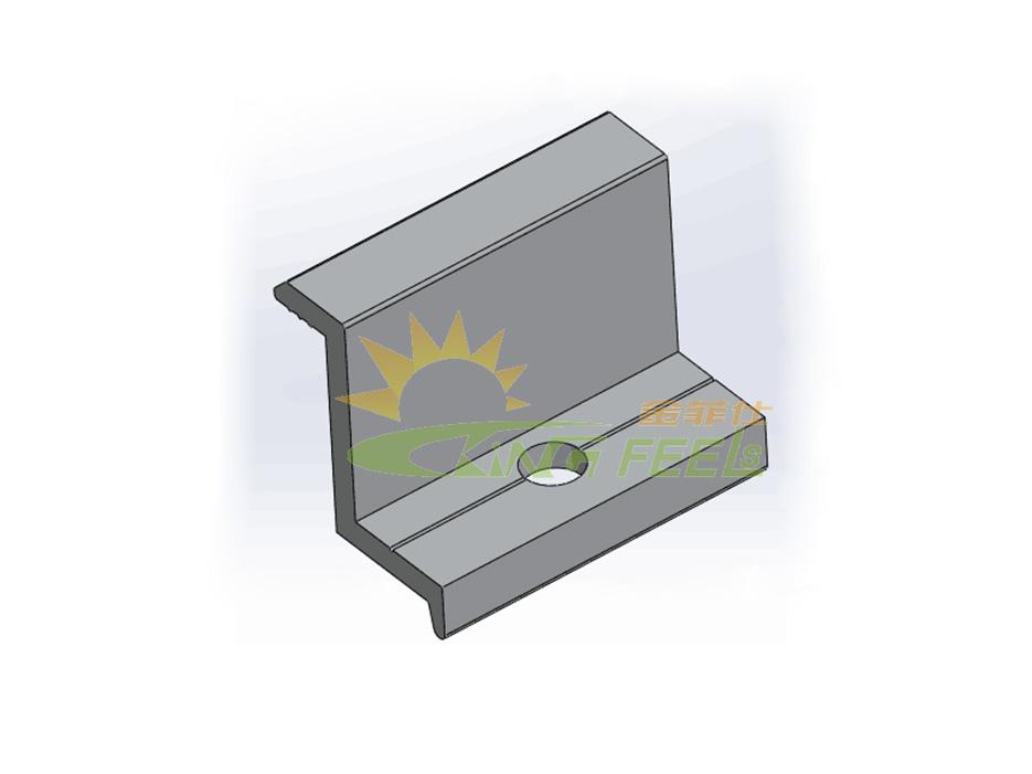 光伏發電鋁合金支架配件