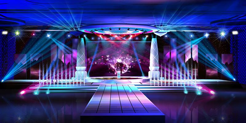 舞臺燈具展覽