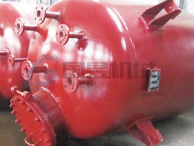 氟化氫計量罐DN1300 2m3