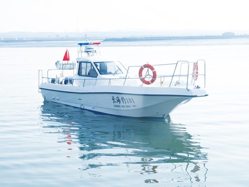 11.5米公務艇