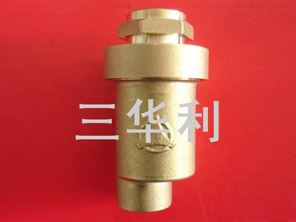 防返溢排水閥(防臭閥)