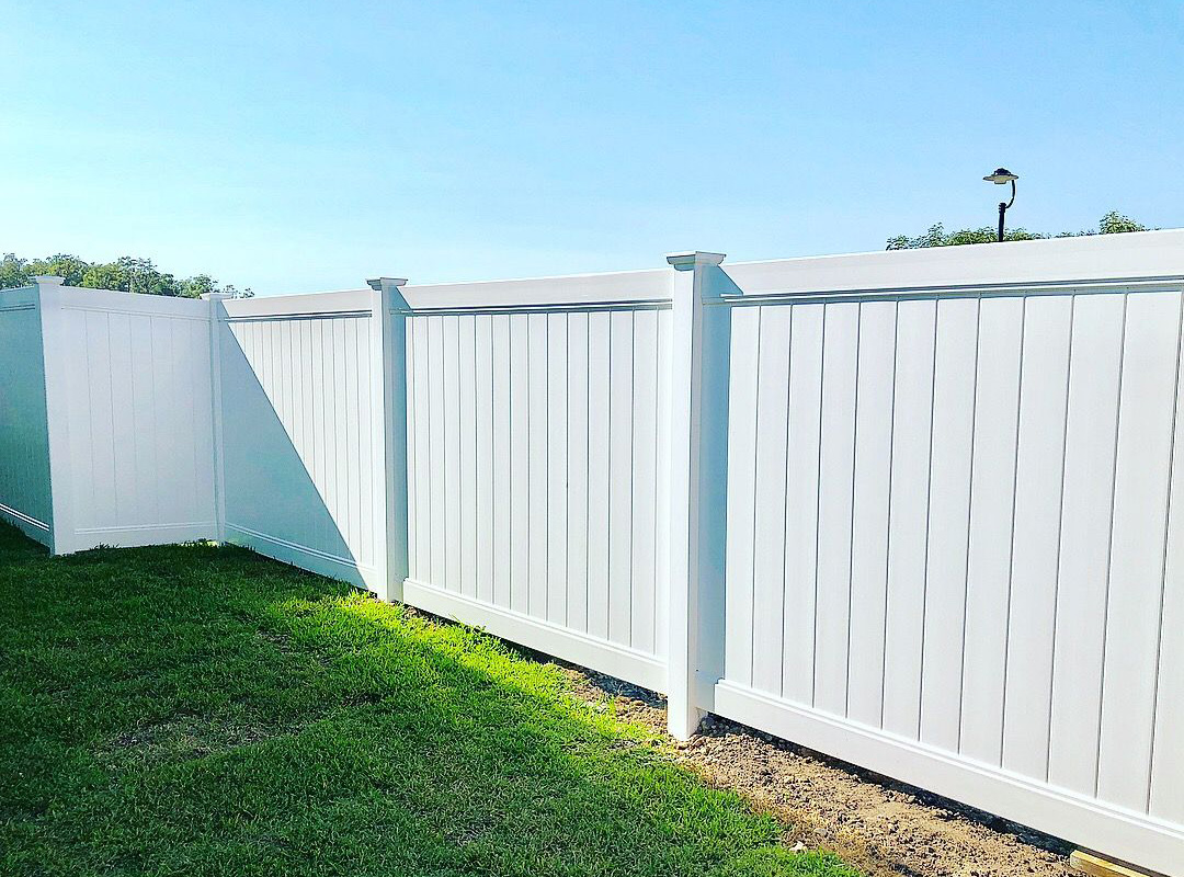 Full Privacy Fence