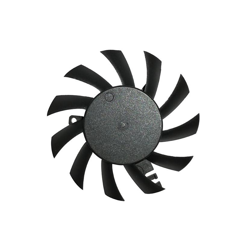 60x60x10mm直流支架風扇 JSL6010
