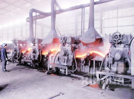 熱軋帶鋼生產線