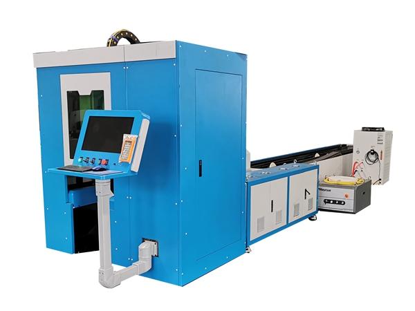 專業光纖激光切管機