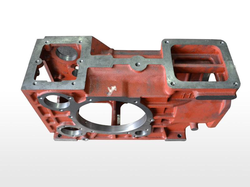 柴油機機體 發動機缸體