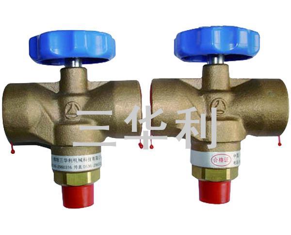 自來水防凍閥 FH15-1