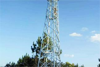 监控塔的结构特点是怎样的