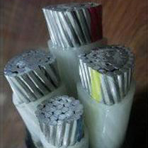 6、(阻燃)铝芯交联聚乙烯绝缘聚氯乙烯护套电力电缆