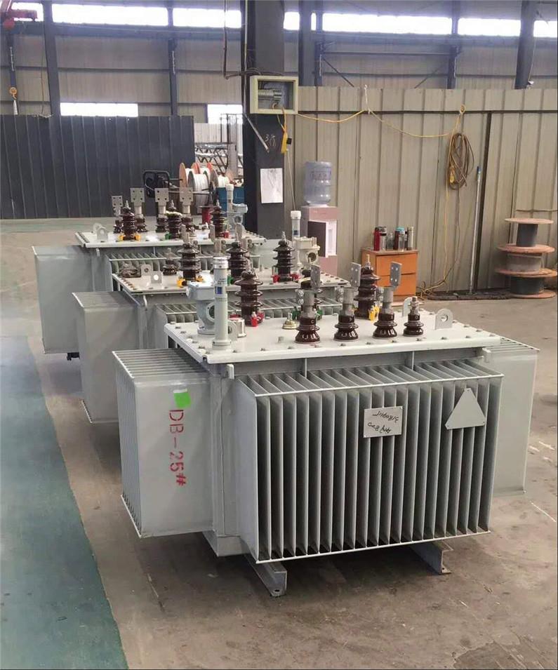 國網四川省電力公司油浸式變壓器S13-M-630