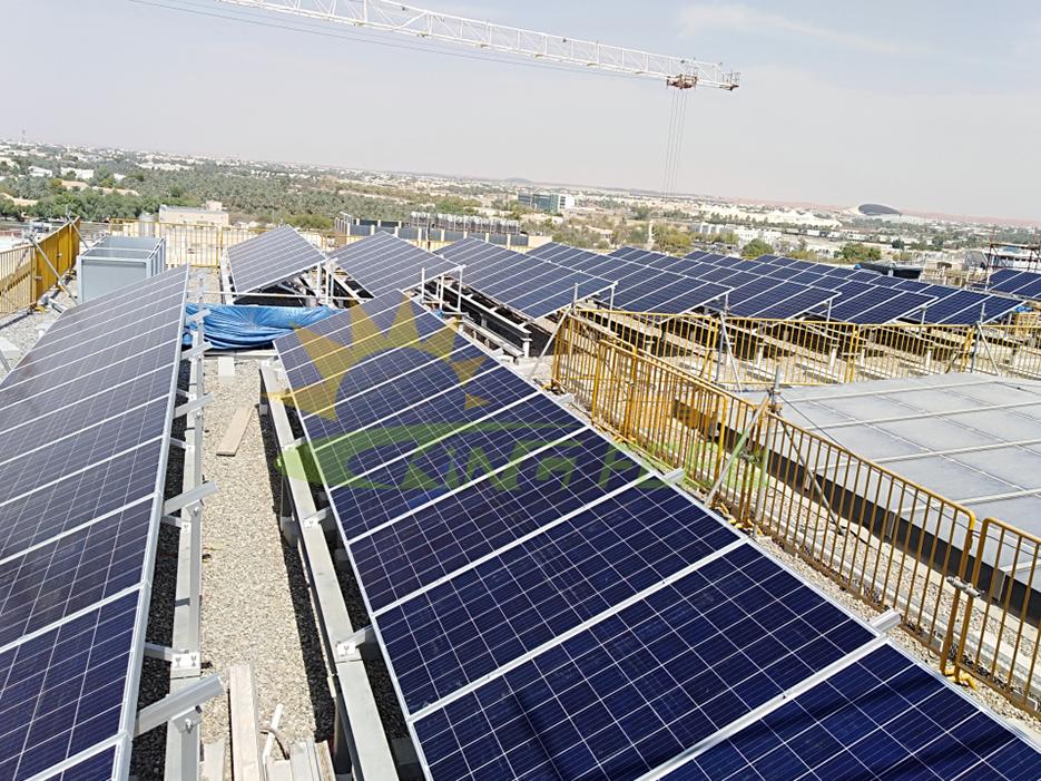 鋁合金太陽能支架公司