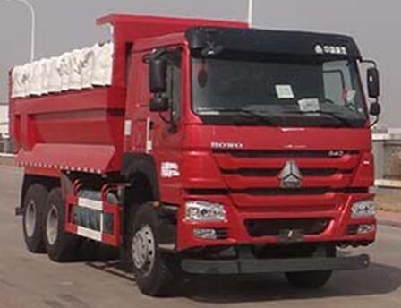 QDZ3251ZH38E1L型自卸汽车