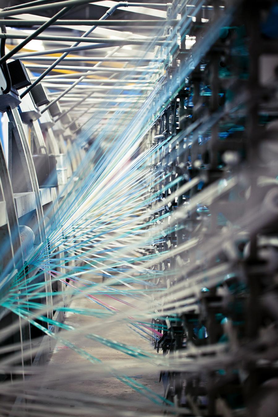 淺談塑料編織袋拉絲及編織流程