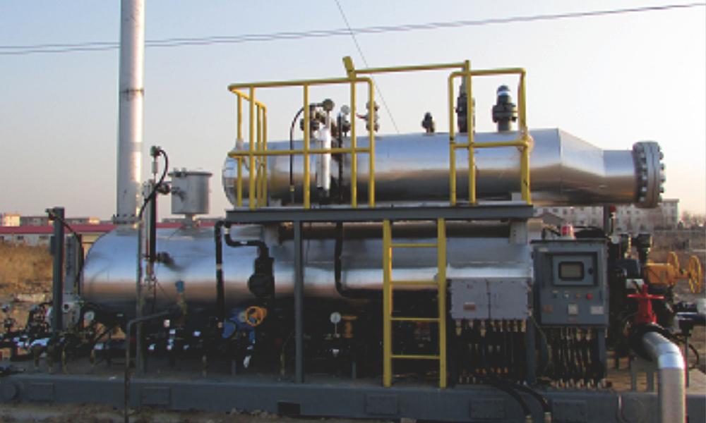 30萬方井口一體化集成裝置