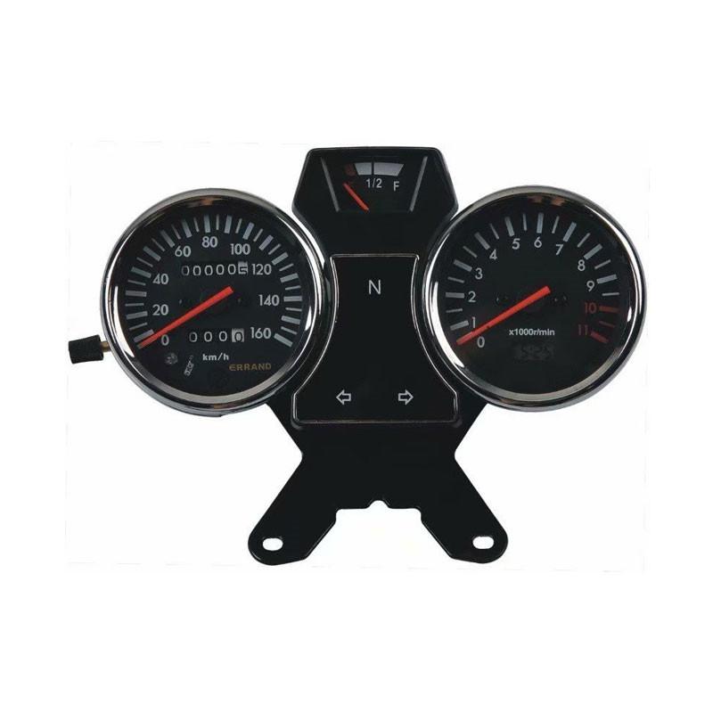 中華125帶來電、時鐘、油表
