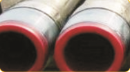 Lined with wear-resisting anticorrpsion tubing products