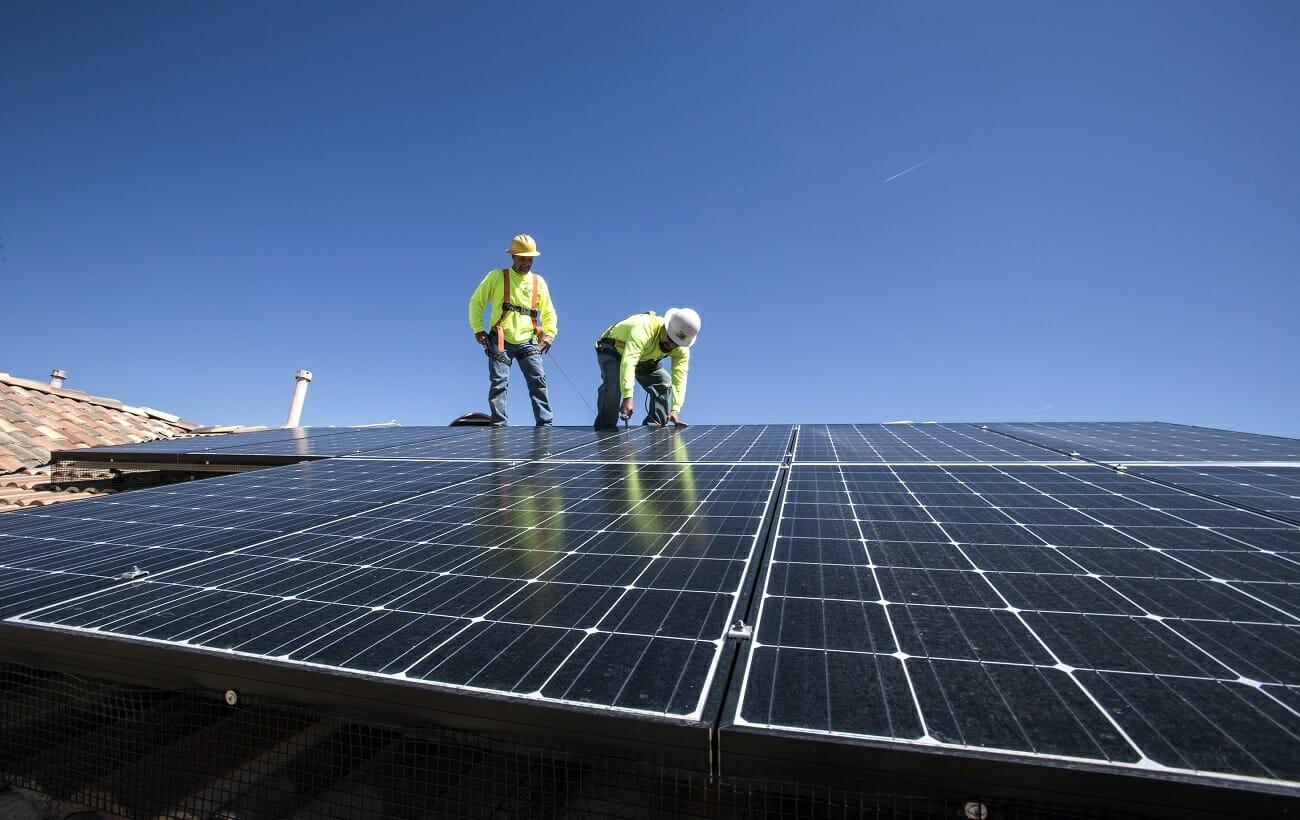 新能源行業