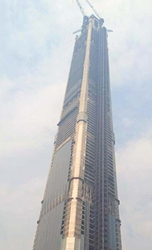 天津高銀117大廈