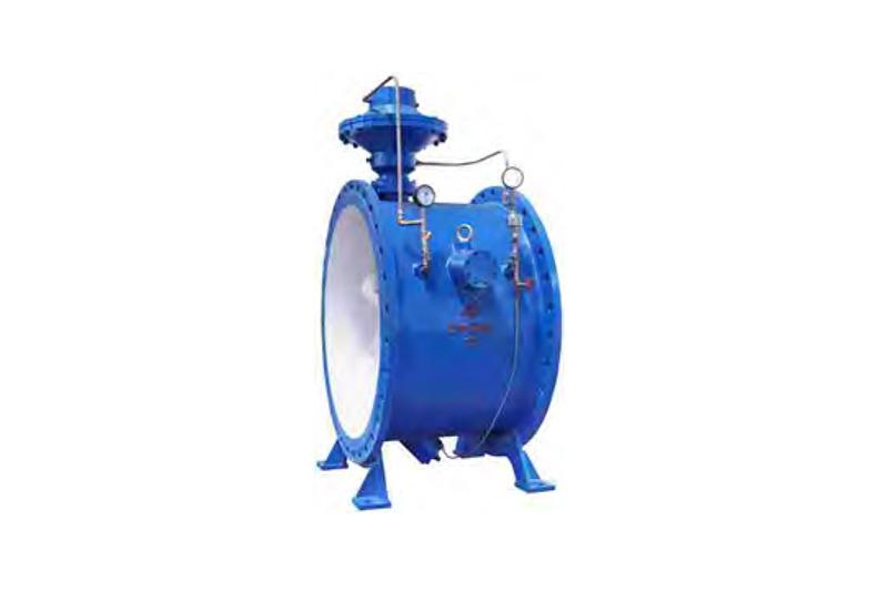 管力閥 GL41H-10Q