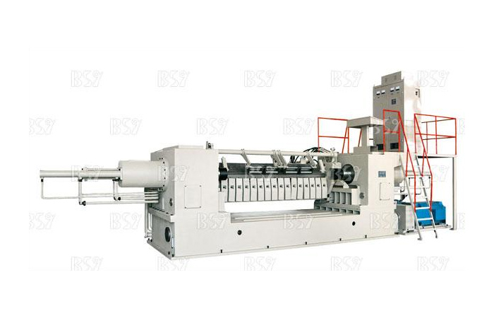 BQ1626/16B液壓雙卡軸旋切機