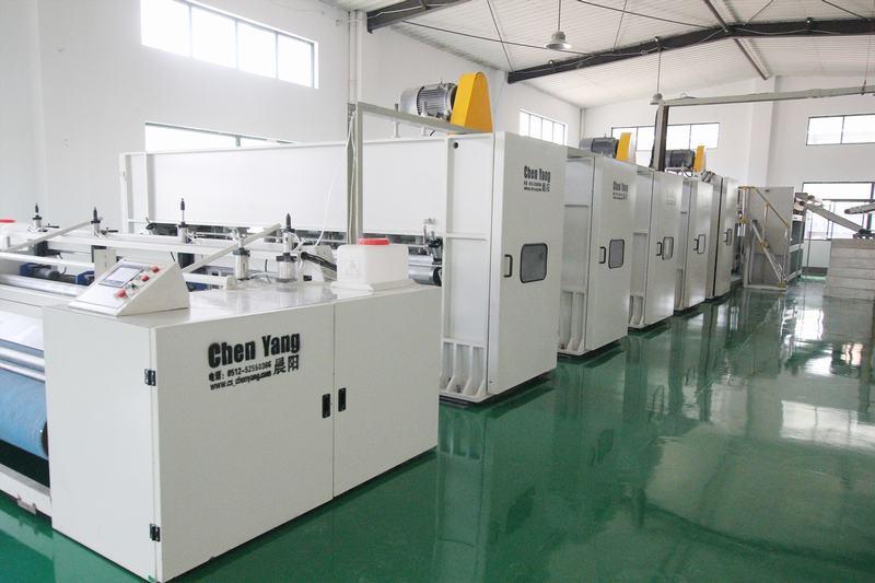 如何維護無紡機械設備生產線?