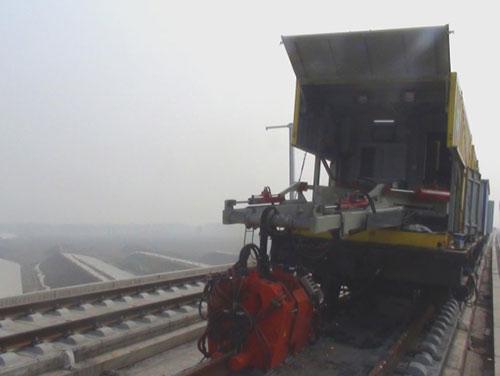 京沪高铁施工