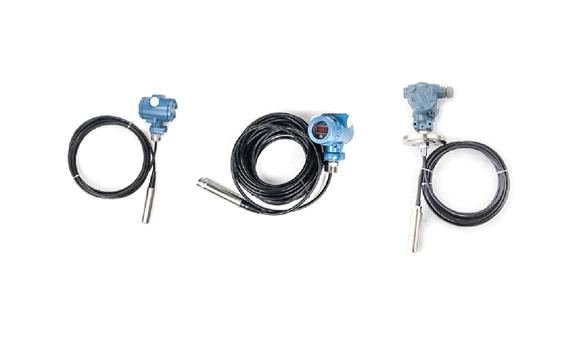 HDL600分體液位變送器