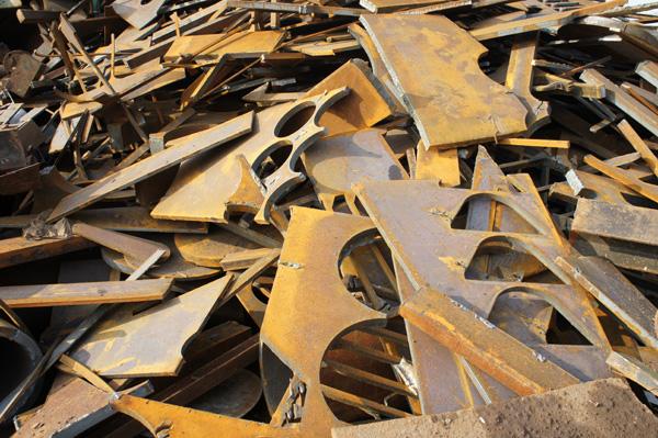 上海槎南廢鋼破碎生產線案例