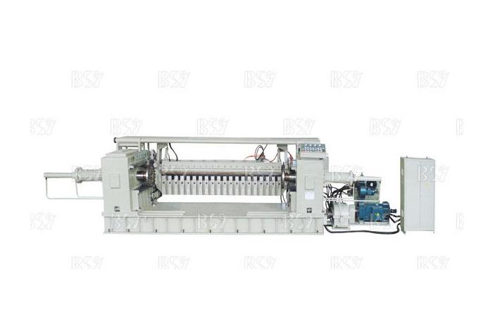 液壓單卡軸偏心旋切機BQ1235/15