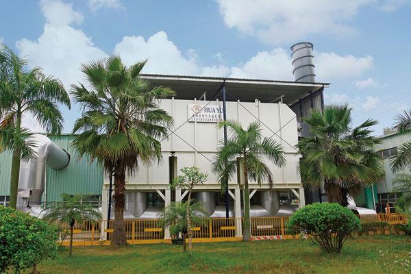 RTO蓄热式热氧化空气净化系统