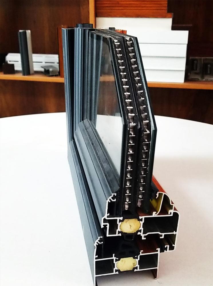 GR55系列平開窗-鋁型材