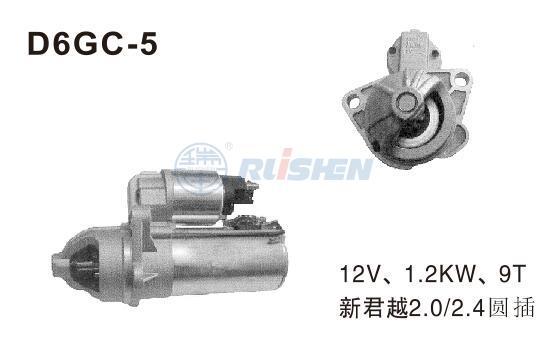 型號:D6GC-5