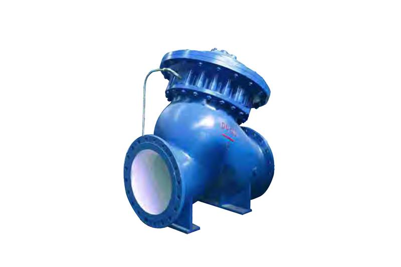 多功能水泵控制閥 JD745X-16Q