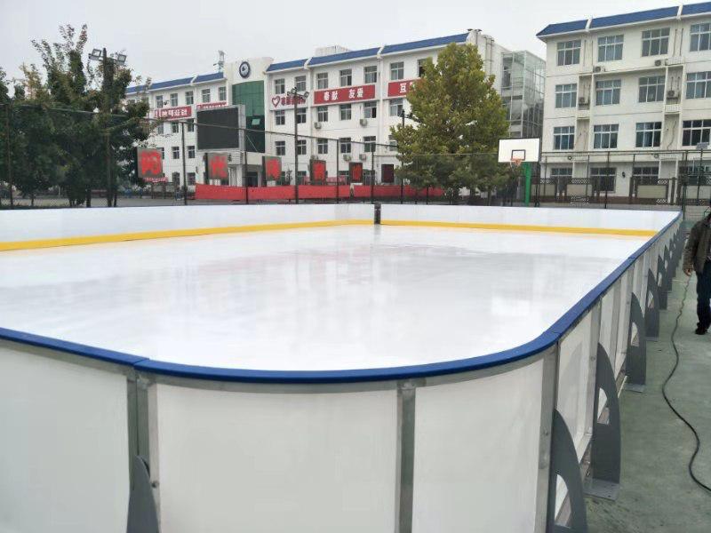 液態冰滑冰場場地