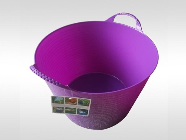 35L園林桶/花園桶/塑料桶/PE桶/洗衣桶/家用塑料水桶/洗車桶