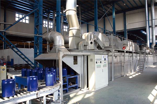 GT-570 钢桶烘房