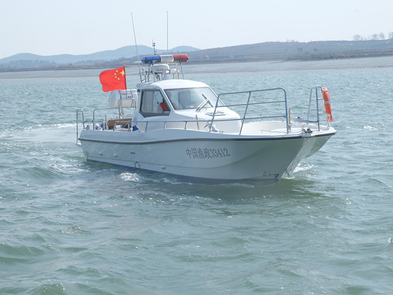 10.5米執法艇