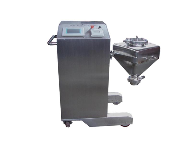 HBD系列實驗室料斗混合機
